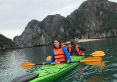 La paci cruise - Kayaking