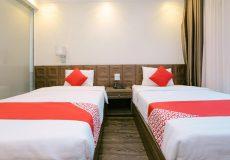 Khách sạn Halong Lengend - phòng Deluxe - giường Twin
