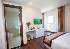 Khách sạn Pusan - phòng Junior Suite with Sea View